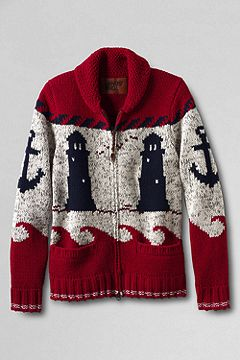Lighthouse Cowichan Jacket 448288