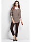 Women's Regular Starfish Jacquard Stripe Tunic