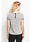 Women's Regular Short Sleeve Lace Top