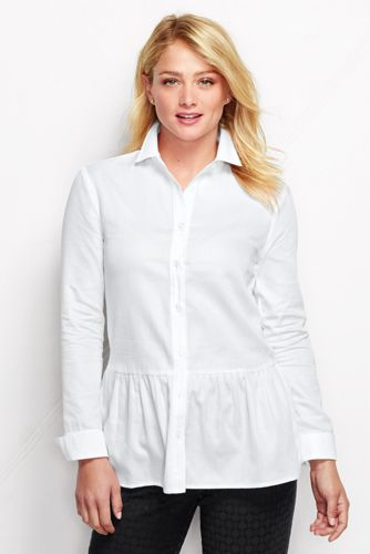 Women's Regular Drop Waist Cotton Tunic