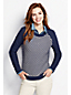 Women's Regular Diamond Stitch Jumper