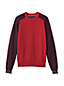 Men's Regular Lambswool Colourblock Sweatshirt