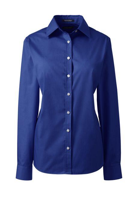 Women's Long Sleeve Perfect Dress Shirt