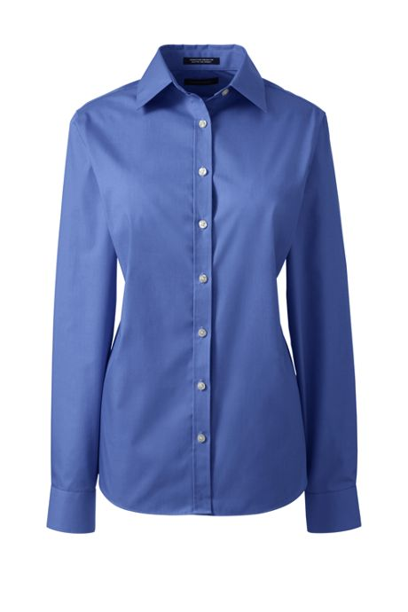 Women's Long Sleeve Perfect Dress Shirt