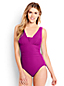 Women's Slender V-neck Swimsuit
