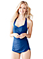 Women's Regular D-cup Slender Tunic Swimsuit