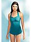 Women's Regular Slender Tunic Swimsuit