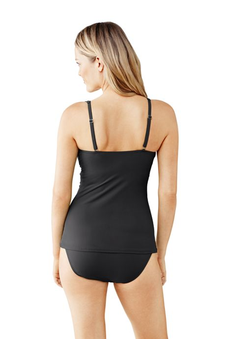 Women's Beach Club Push-up Tankini Swimsuit