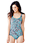 Women's Regular Floral Tugless Swimsuit with soft cup bra