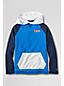Colorblock SunSafe-Kapuzenshirt für kleine Jungen
