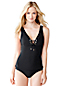 Women's Regular Coastal Spirit V-Neck Tankini Top