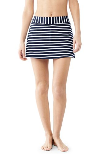 Women's Regular Beach Living SwimMini Skirt with Tummy Control