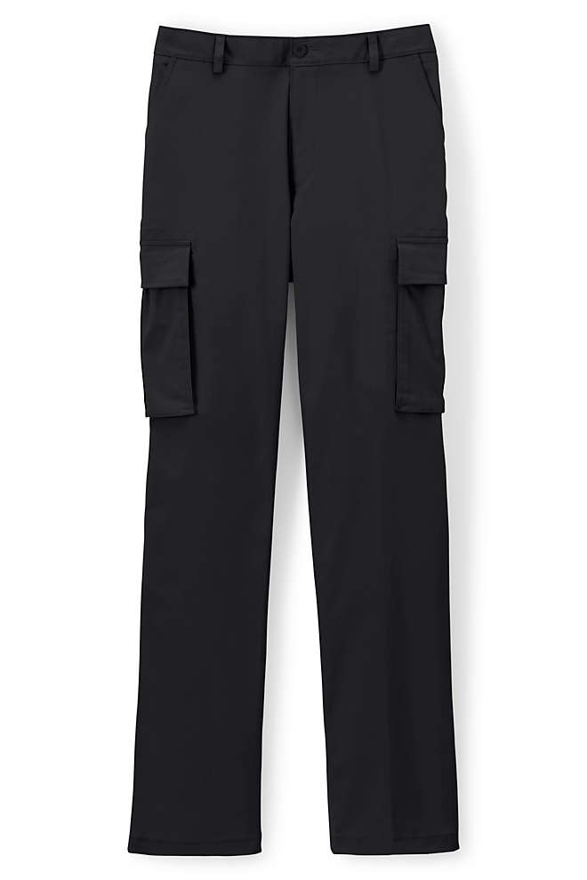 Men's Big Uniform Cargo Pants, Front