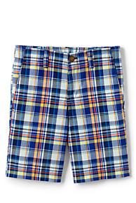 b9d92f2bb Boys Plaid Cadet Shorts