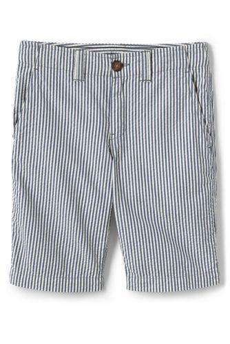 Seersucker-Kadetten-Shorts für Baby Jungen