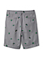 Little Boys' Patterned Cadet Shorts