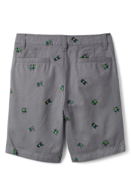 Boys Pattern Cadet Shorts