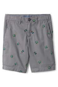 Boys Husky Pattern Cadet Shorts