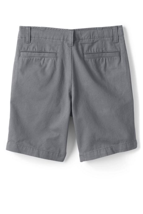 Little Boys Slim Chino Cadet Shorts