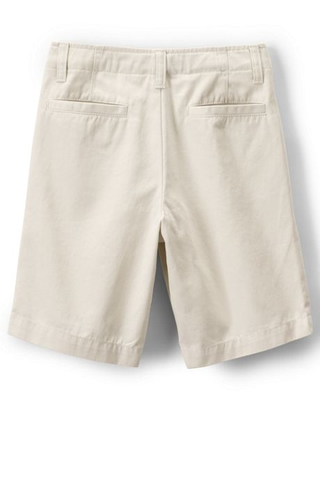 School Uniform Boys Slim Cadet Shorts
