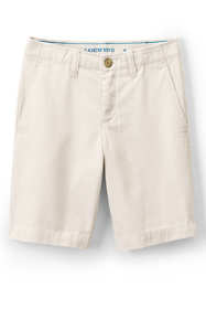 Boys Slim Chino Cadet Shorts