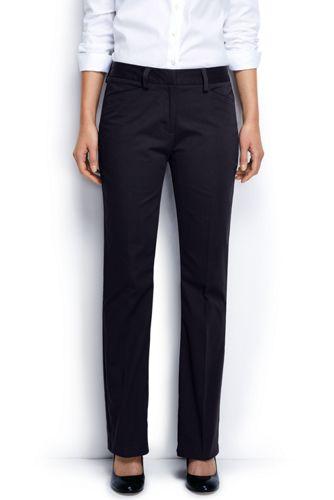 Lands end women's bootcut jeans