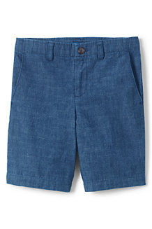 Kadetten-Shorts aus Chambray für  Jungen