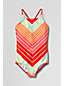 Little Girls' Smart Swim Ring Strap Swimsuit
