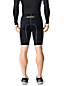 Activewear Kompressions-Trainingsshorts für Herren