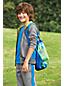 Little Boys' Full-Zip Hooded Tricot Jacket