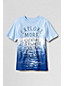 Little Boys' Dip Dye Graphic Tee