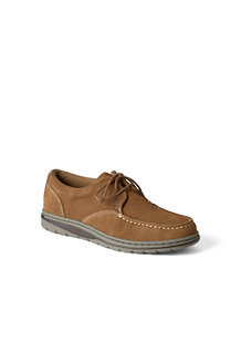 Men's Lightweight Comfort Suede Lace-up Shoes