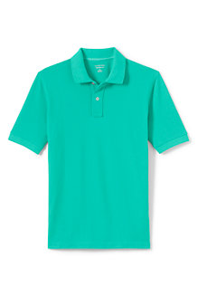 Men's Traditional Fit Piqué Polo Shirt