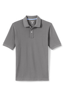Men's Traditional Fit Piqué Polo