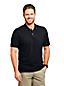 Men's Piqué Polo Shirt, Traditional Fit