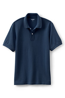 Men's Tailored Fit Piqué Polo