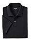 Men's Piqué Polo Shirt, Tailored Fit