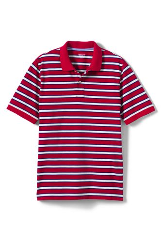 Le Polo Original Maille Rayée Homme, Taille Standard