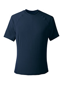 Men's Short Sleeve Swim Tee