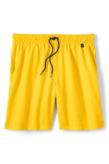 Men's 8˝ Plain Swim Shorts