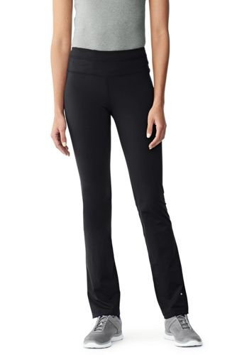 Women's Regular Control Slim Workout Pants