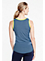 Women's Regular Print Workout Vest Top