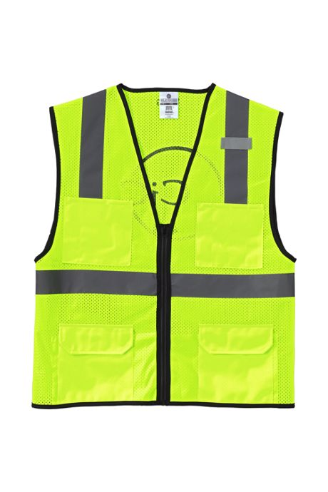 Unisex Big Safety Vest