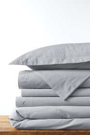Oxford Solid Duvet