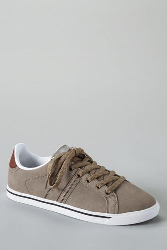 Women's Regular Classic Suede Lace-up Shoes