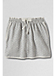 Little Girls' Woven Trim Knit Skort