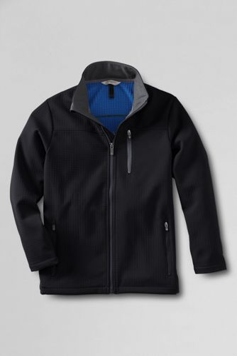 Little Boys' Soft Shell Jacket