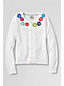 Little Girls' Embroidered Sophie Cardigan