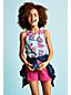 Gemustertes Top für kleine Mädchen
