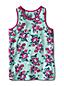 Little Girls' Floral Racerback Vest Top